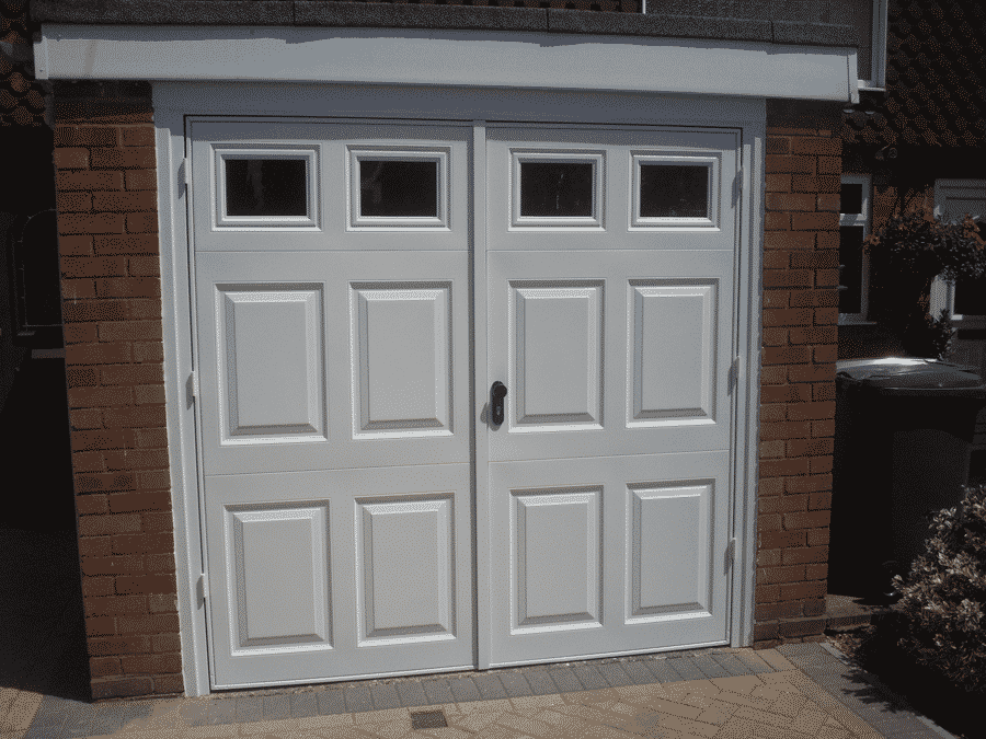 double-door-side-hung | Garage Doors Central High Wycombe